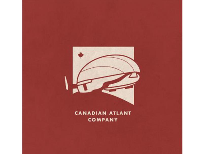 Canadian Atlant Company custom logo design best graphic designers toronto creative agency toronto graphic design toronto a nerds world toronto branding logo design toronto best logo designers toronto graphic design logo design illustration