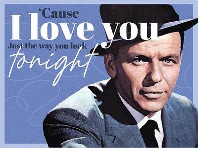 Lovely, don't you ever change ✨ illustration typography design