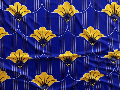 blue + yellow pattern geometric art geometric illustrator photoshop african flower patterns pattern design pattern a day pattern art digital drawing pattern flower illustration contrast vector digital art illustration drawing