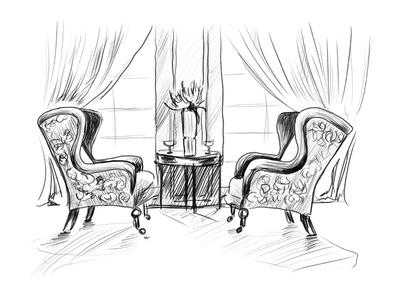 interior n4.2 botanical interaction interior decor architecture pencil drawing pencil sketch sketching sketch interior design interior digital drawing digital illustration digital art illustration drawing