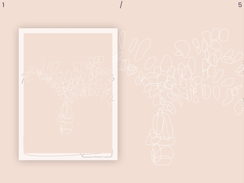Flower Season 1/5 poster design poster art illustration drawing vector