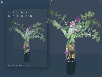 Flower Season 5/5 - part 1