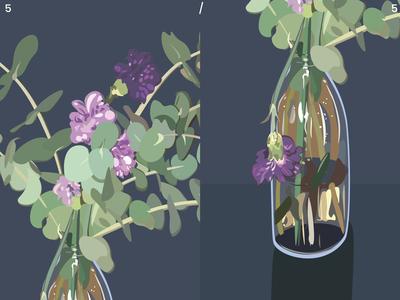 Flower Season 5/5 - details