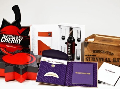 Custom Press Kits Product Launch Kits by Sneller