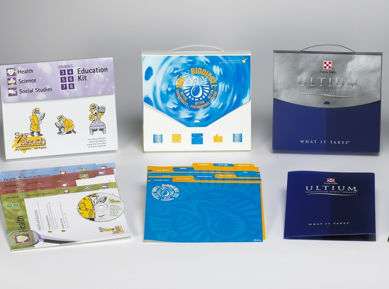 Create Marketing Collateral Kits by Sneller sneller creative promotions promotional packaging promotion presentation packaging packaging marketing made in usa custom packaging branding advertising