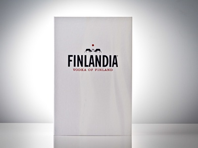 Finlandia Product Launch Kit by Sneller sneller creative promotions promotional packaging promotion presentation packaging packaging marketing made in usa custom packaging branding advertising