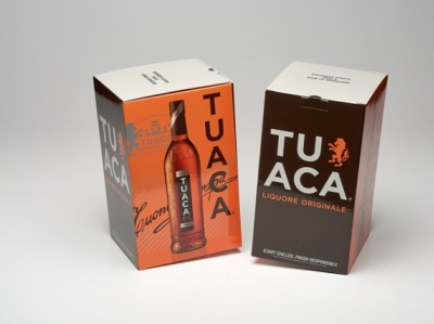Sneller Creative - TUACA Custom Ice Bucket Gift Box