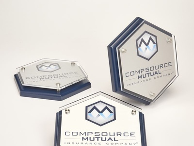 Compsource Mutual Custom Plaques by Sneller
