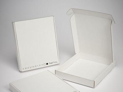 Pixel Press Custom Marketing Box Mailer by Sneller