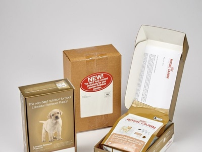 Royal Canin Custom Product Sample Mailing by Sneller