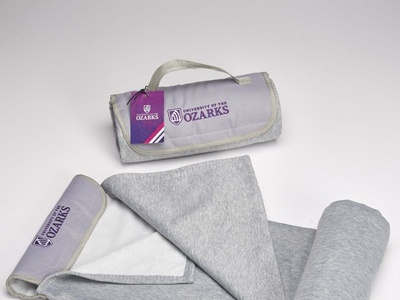 University of the Ozarks Custom Blankets by Sneller