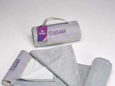 University of the Ozarks Custom Blankets by Sneller