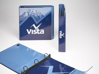 Vista Custom Binders Tabs by Sneller