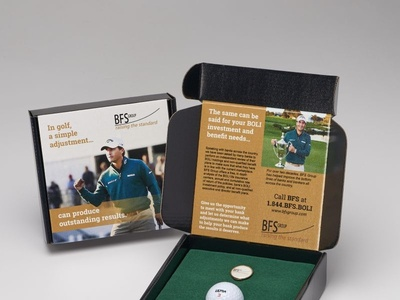 BFS Group Custom Golf Box by Sneller