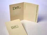 Dental Sleep Health Custom Pocket Folder by Sneller