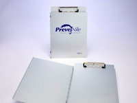 Prevenile Custom Aluminum Clipboard by Sneller