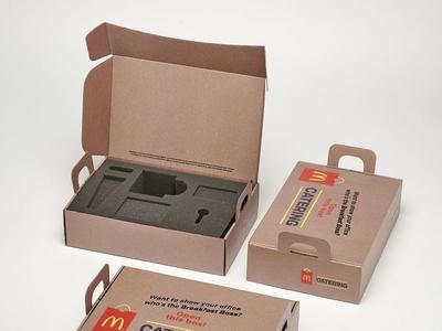 Custom Press Kit Event Marketing Boxes by Sneller