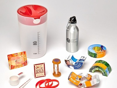 Custom Logo Promotional Products by Sneller