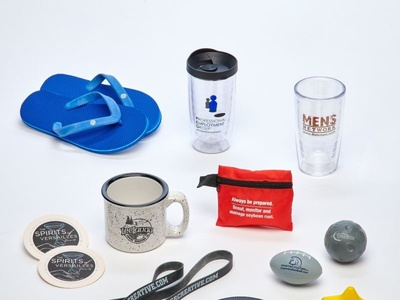 Custom Promotional Logo Products by Sneller