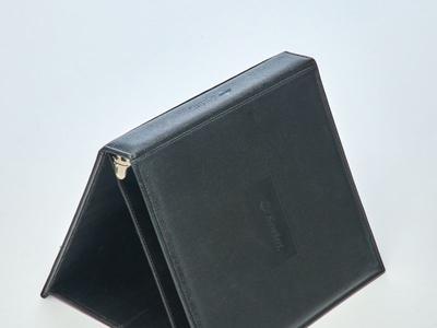 Sprint Custom Leather Binders by Sneller