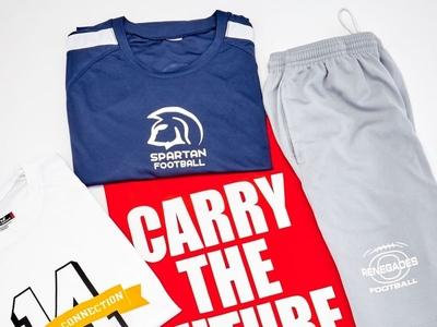 Custom Athletic Wear by Sneller