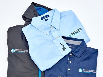Custom Embroidered Corporate Wear by Sneller