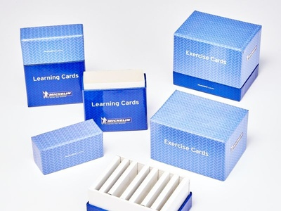 Custom Lift Off Lid Marketing Boxes by Sneller