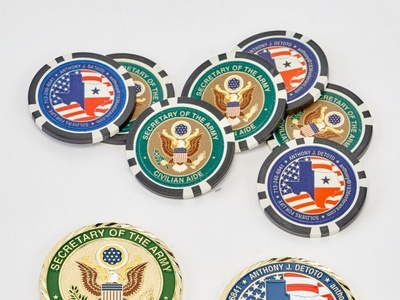 Custom Poker Chips   Coins by Sneller