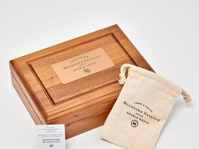 Custom Wood Box Product Launch Kit by Sneller