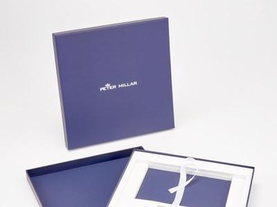 Peter Millar Press Kit by Sneller