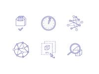 Fictiv icons set 2
