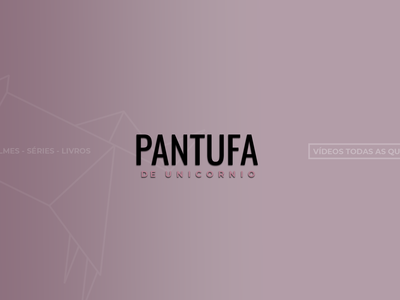 Header youtube - Pantufa de Unicornio