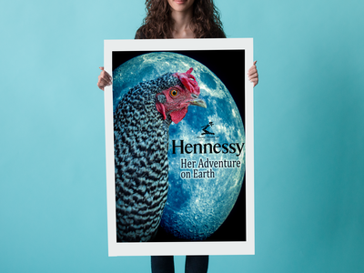 A Chicken Named Hennessy