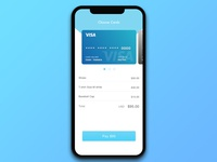 #002 Credit Card Checkout | Daily UI