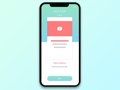 #023 Onboarding | Daily UI