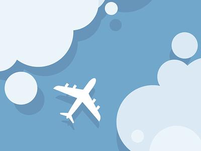 June summer june traveling mood calendar vector clean minimal illustration flat graphic design