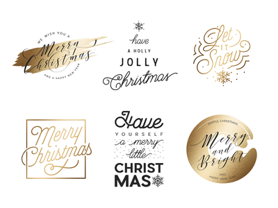 Christmas & New Year Designs