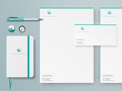 Ins for Renascence logo design branding logo design