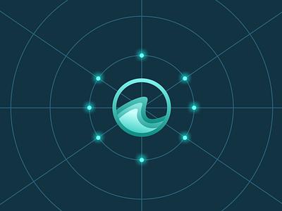 Ins for Renascence logo design