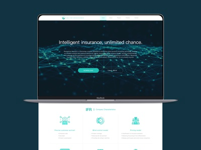 Ins for Renascence web design