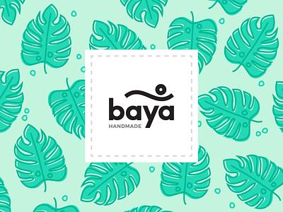 Baya handmade textiles sunbed