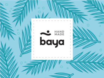 Baya textiles sunbed handmade