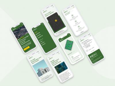 Alica Technologies (Mobile version)