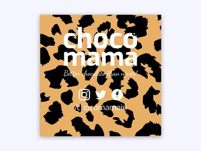 Chocomama Leopard