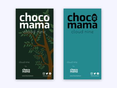 Chocomama Stickers