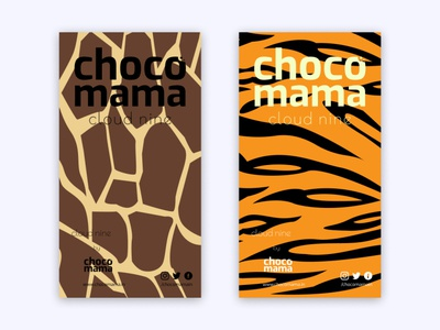 Chocomama Stickers