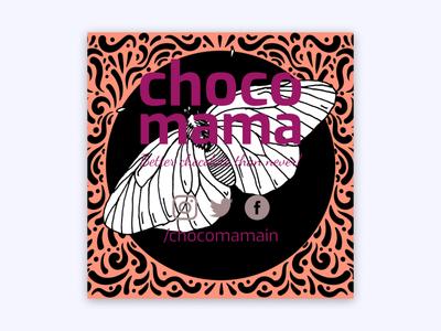 Chocomama Moth