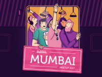Dribbble Meetup - Mumbai edition