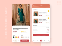 E-commerce App Interface