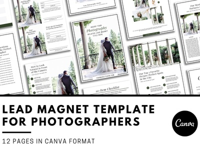 Lead Magnet for Photographers